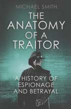 Book cover: The Anatomy of a Traitor