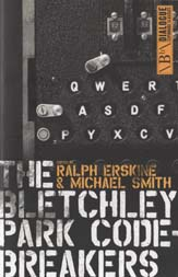 Book cover: the Bletchley Park code breakers