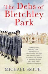 Book cover: the debs of Bletchley park